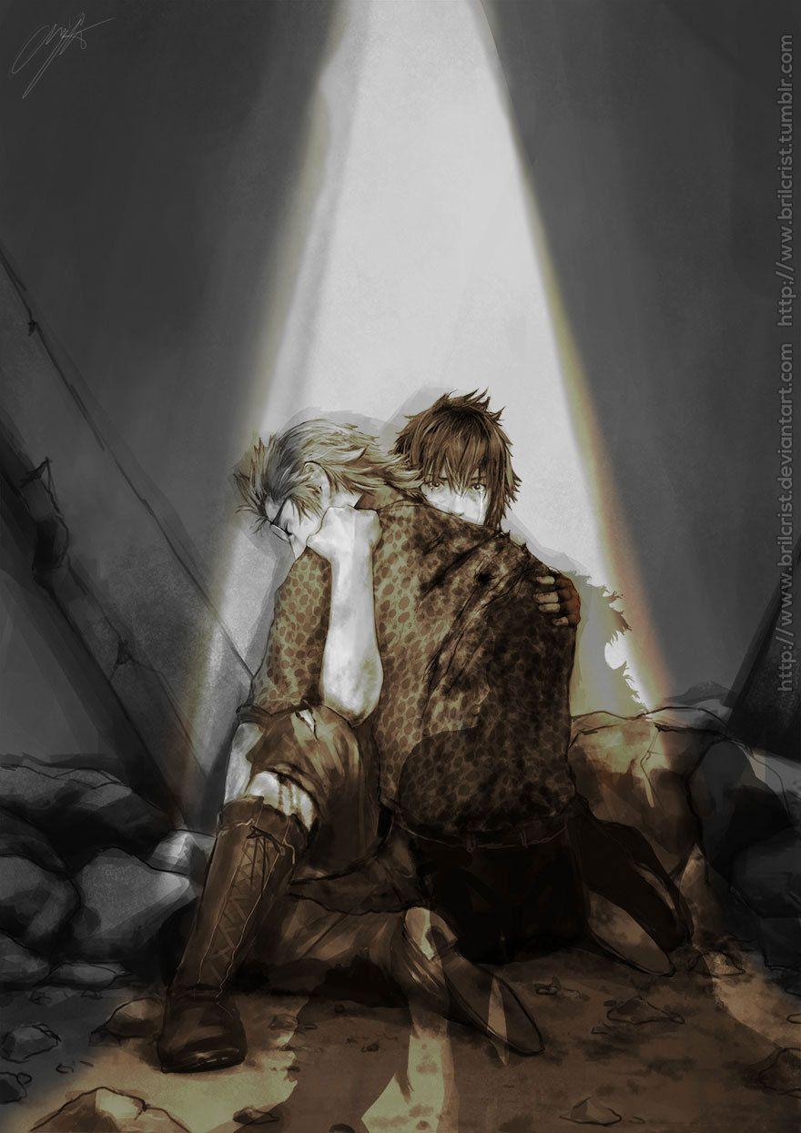 "brilcrist ""Tragic Ignoct art coz i'm a monster (´;ω"
