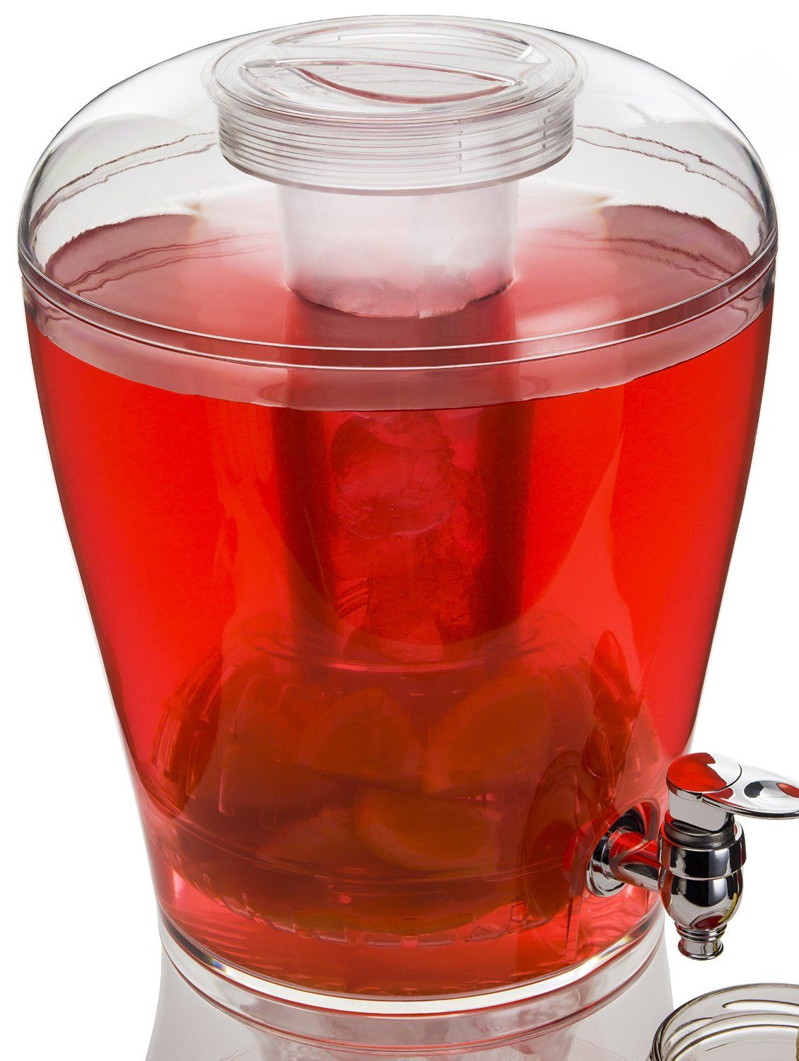 Andrew James 8 litre / 14 pints drinks dispenser with