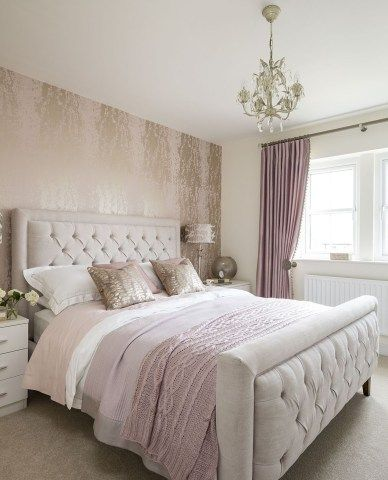20+ Pretty Pink Bedroom Ideas For Your Lovely Daughter images