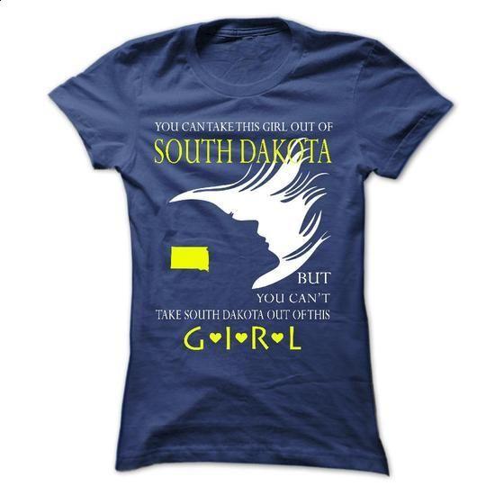 SOUTH DAKOTAS GIRL - #tee tree #nike sweatshirt. MORE INFO => https://www.sunfrog.com/States/SOUTH-DAKOTAS-GIRL-Ladies.html?68278