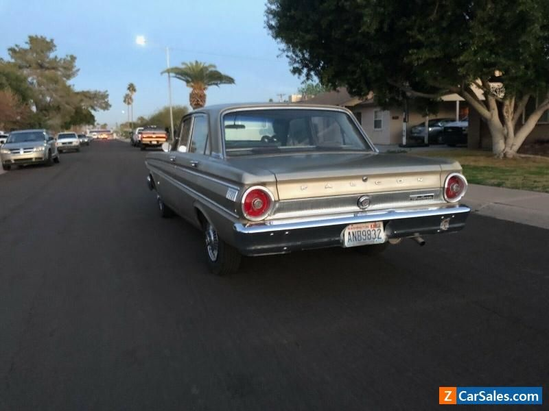 1964 Ford Falcon 4 Door Ford Falcon Forsale Canada 1964 Ford Falcon 1964 Ford Ford Falcon