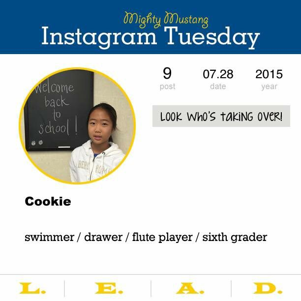 Instagram Takeover Tuesday
