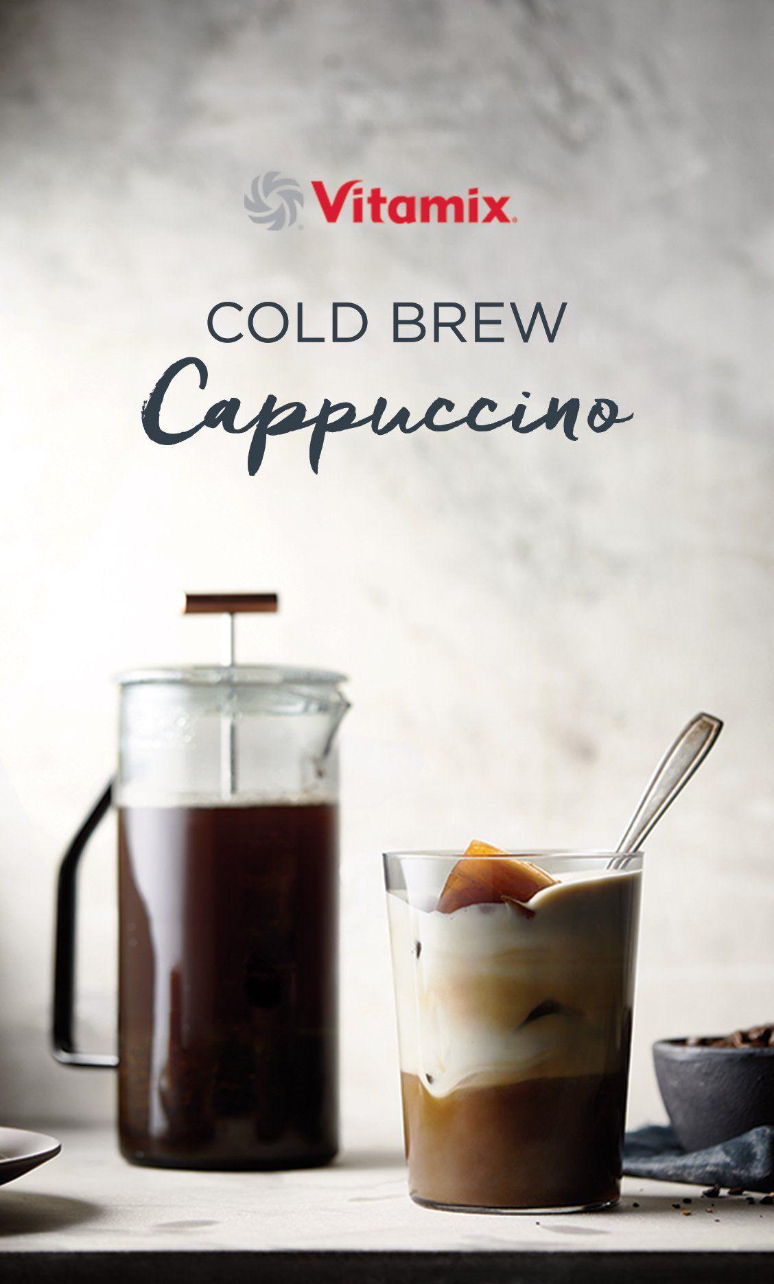 Cold brew cappuccino recipe recipes coffee recipes