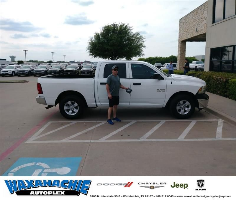 Waxahachie Dodge Chrysler Jeep Customer Review Billy was very ...