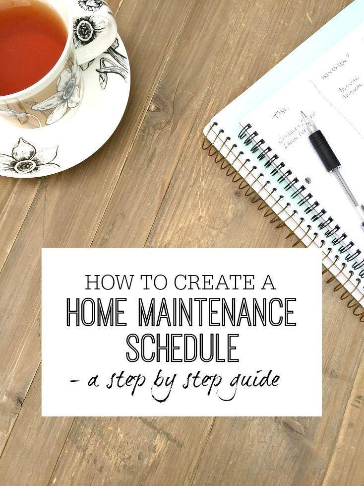 Photo of So erstellen Sie einen Wartungsplan für Ihr Zuhause – Schritt für Schritt –  S…
