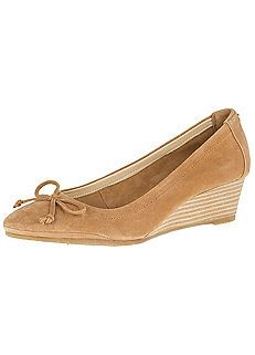 Hush Puppies 'Kacie Martina' Low Wedge Shoes | Shoes, Wedge
