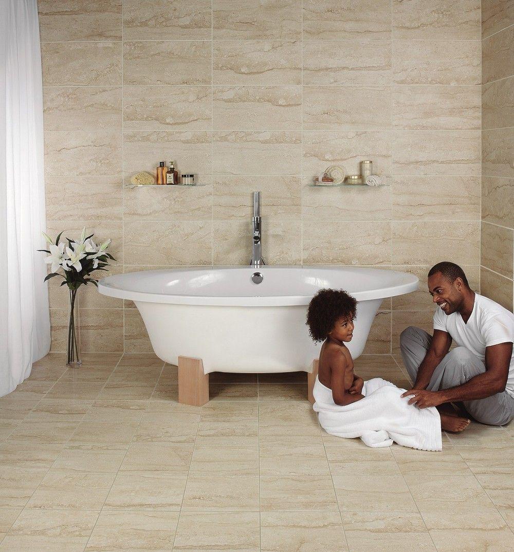 Light Travertine Tiles Tile Bathroom Travertine Cream Walls