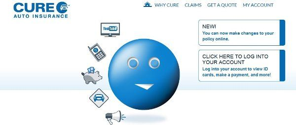 Cure Auto Insurance Reviews Car Insurance Insurance The Cure