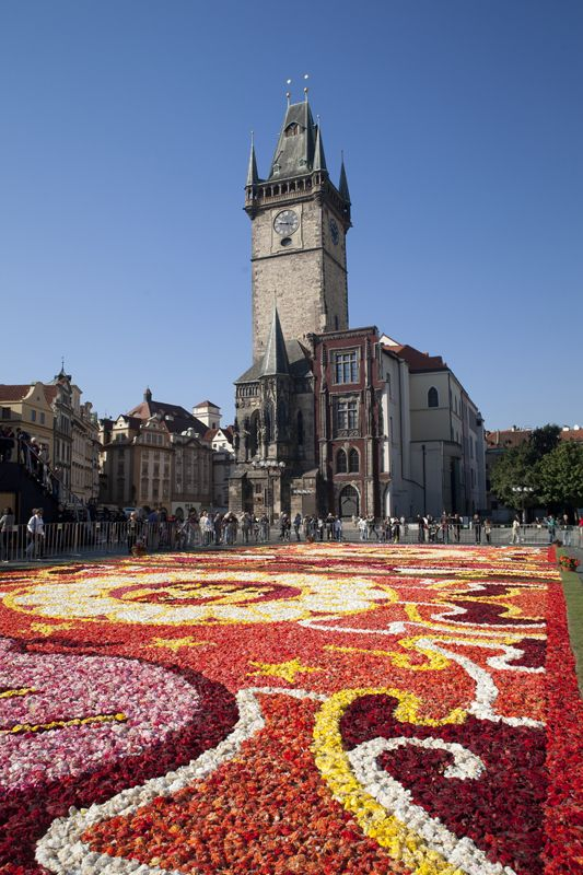 Prague - Old Town Hall with the Astronomical Clock | Praguewelcome – The official travel and tourism guide of Prague