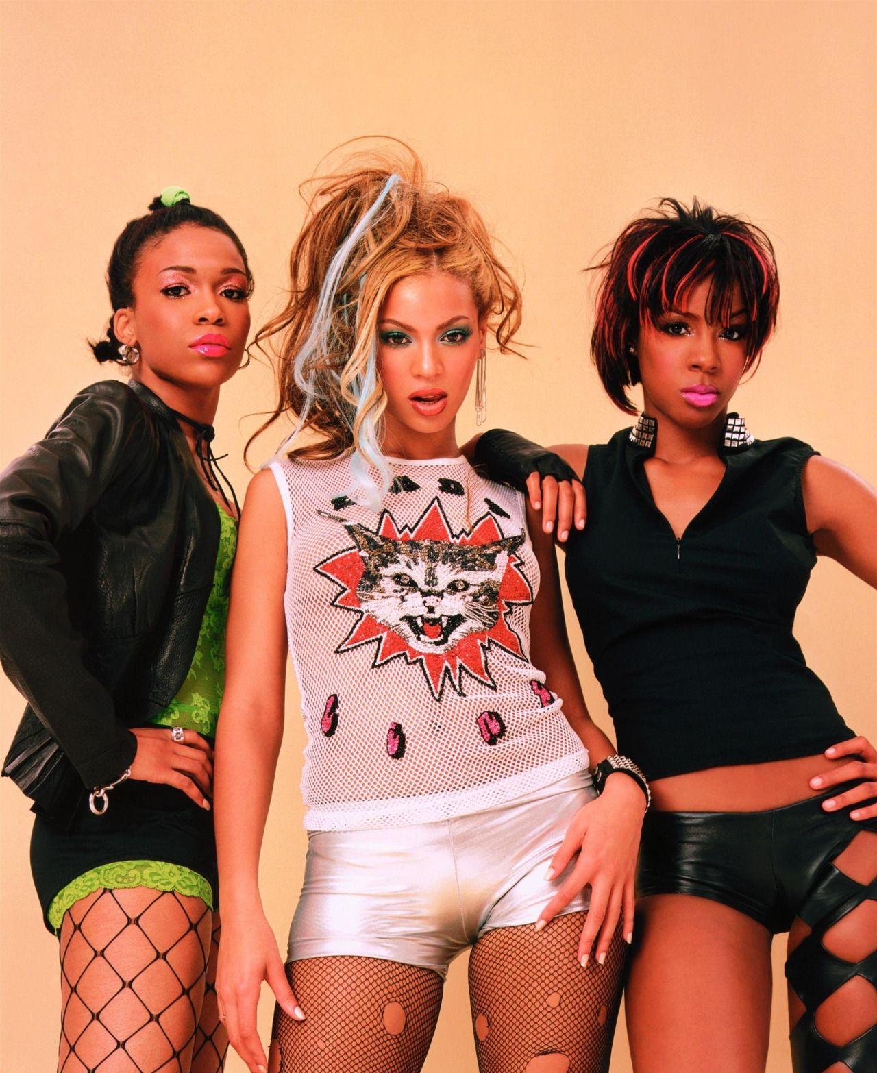 Destiny S Child 2001 Destiny S Child