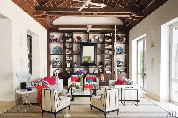 A Design Lifestyle - Jacqueline Palmer: Richard Mishaan's Cartagena Colombian Oasis