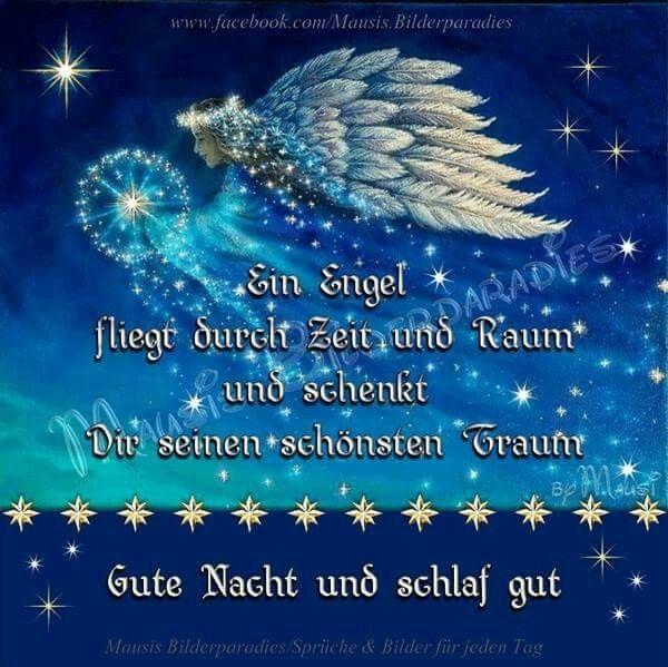 Pin Von Christl Auf Guten Abend Gute Nacht Gute Nacht Engel Gute Nacht Schatz Gute Nacht Grusse