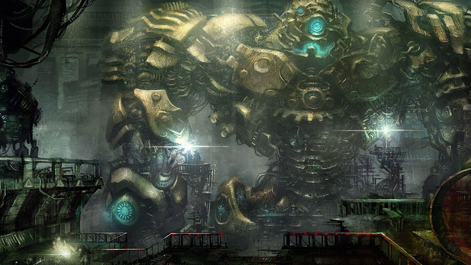 Pin By Rafael Jimenez On Fantasy Steampunk Wallpaper