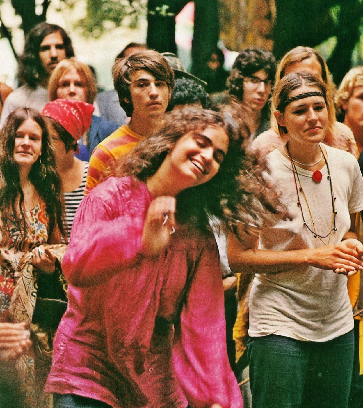 My essay on woodstock and the end of the 1960's..?
