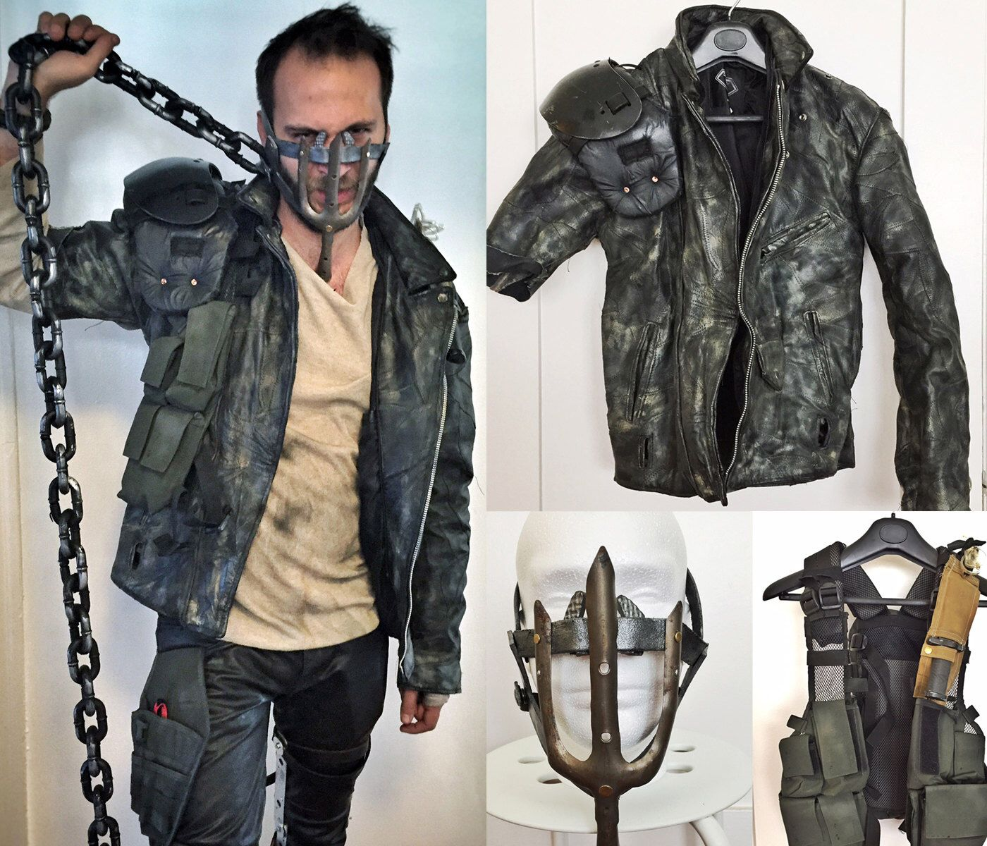 Mad Max Cosplay Fury Road Costume Items Tactical Vest Face Etsy Mad Max Costume Mad Max Cosplay Max Costume [ 1200 x 1400 Pixel ]