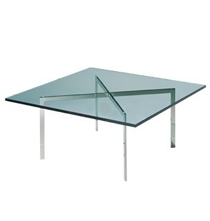 Barcelona Table If I Didn T Already Have A Midcentury Classic