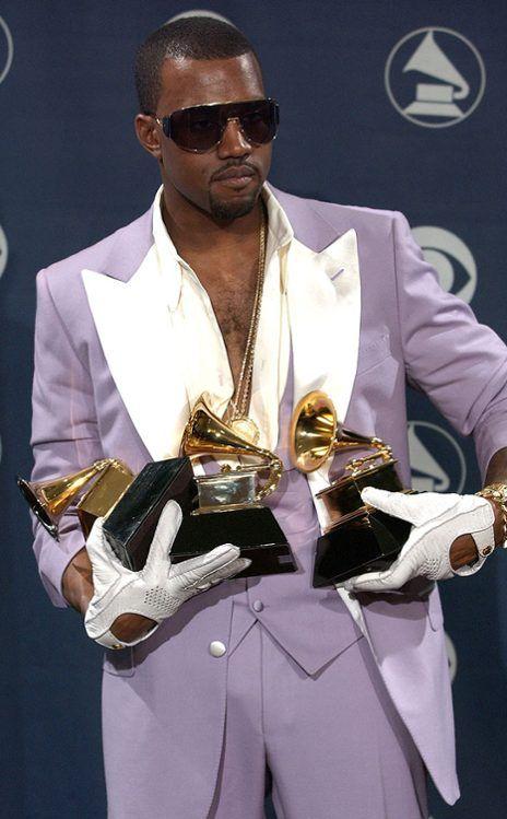 2006 Kanye West From 20 Years Of Winners Grammy Awards Kanye West Best Rap Album Celebrities