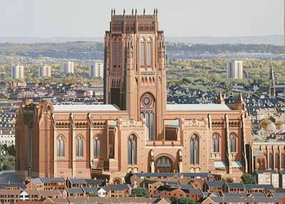 Image result for liverpool anglican cathedral