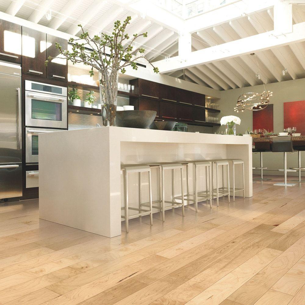 Natural Maple Floors Home Design Ideas 67: BuildDirect® 5' Pure Maple