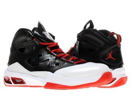 buy online 2f85c 61719 ... greece nike air jordan melo m9 gs boys basketball shoes 552655 001  black 5.5 a8839 f695f