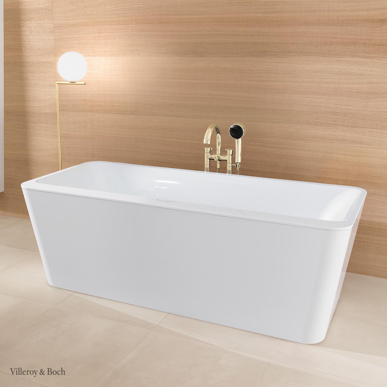 Pin Auf Freestanding Bathtub Villeroy Boch