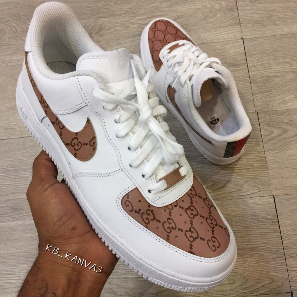 Gucci Air Force 1's NWT Sneakers nike air max