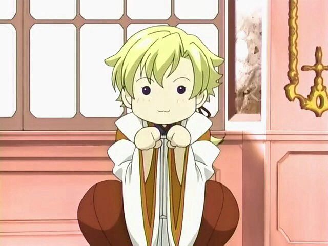 Tamaki being an idiot. :) Ouran Highschool Host Club