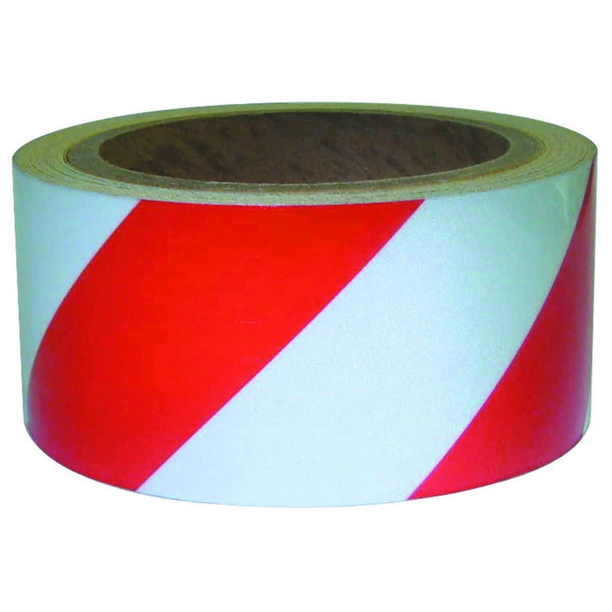 2 In X 30 Ft Reflective Tape Red Silver Stripes Reflective Tape Tape Reflective