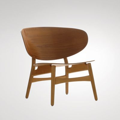 Beautiful Shell Chair   Hans Wegner