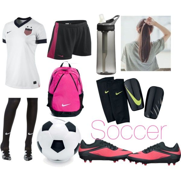 b24c2563a7c All the things you need to play soccer, unless you don't have the  skills......yet!