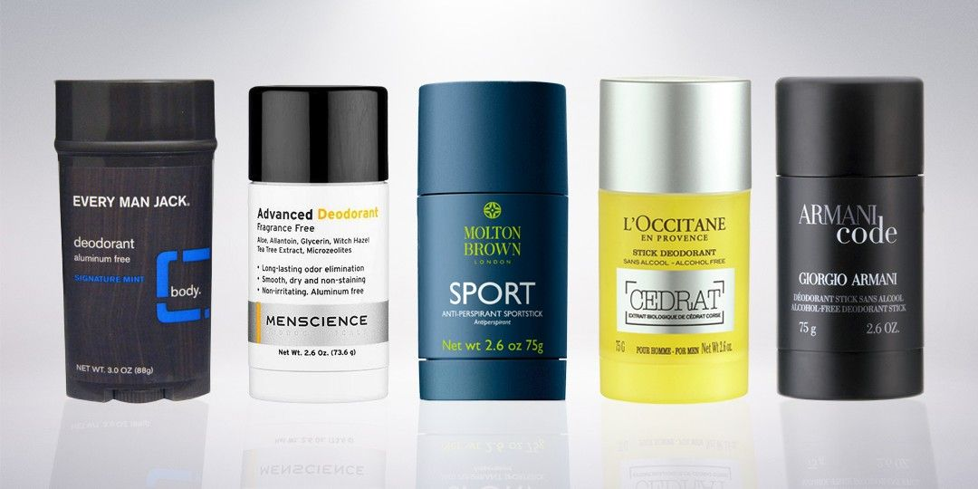 Smell Fresh All Day Long Thanks To These Mighty Deodorants Hair