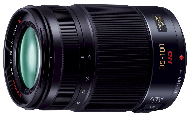 894 99 Amazon Com Panasonic Lumix G X Vario Lens 35 100mm F2 8 Asph Professional Mirrorless Micro Four Thirds Power Optical I S Eos Nikon Canon Eos