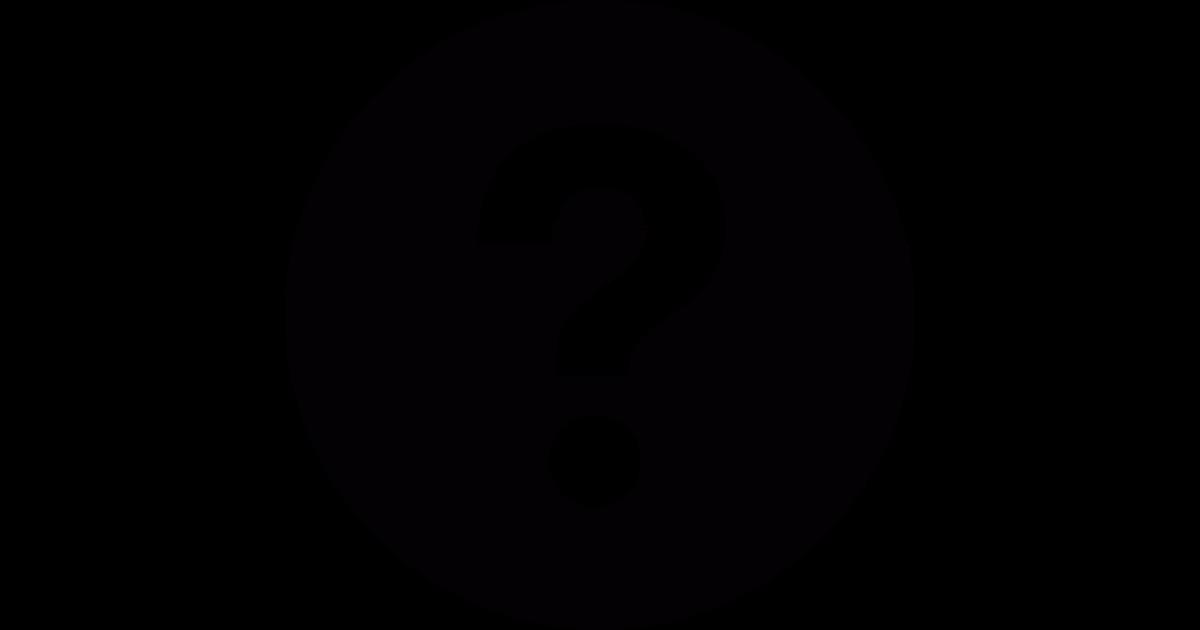Iconos Gratis De Signos: Signo De Interrogación Icono Vectorial Gratis Diseñado