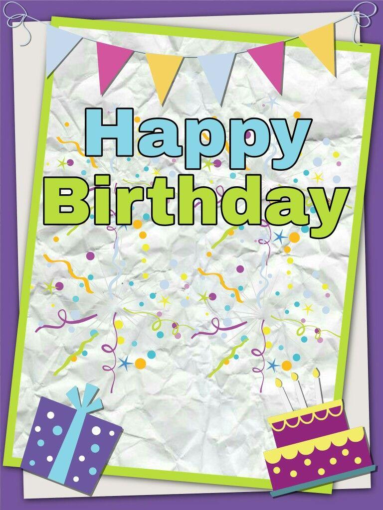 Happy Birthday frame | Happy birthday frame | Pinterest | Happy birthday