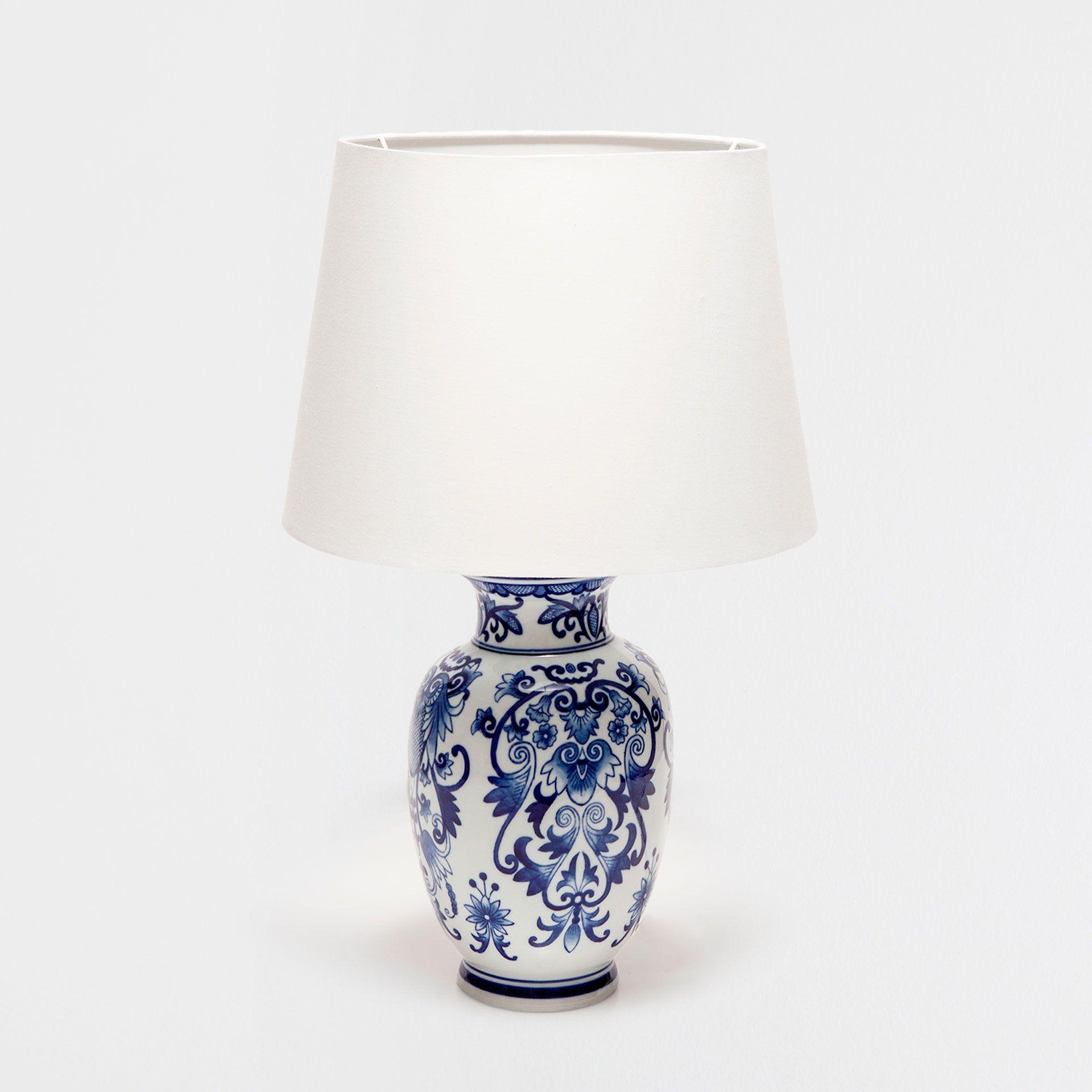 Lampara Ceramica Pintada A Mano Lamparas Decoracion Zara Home Mexico Ceramic Lamp Lamp Decor Lamp