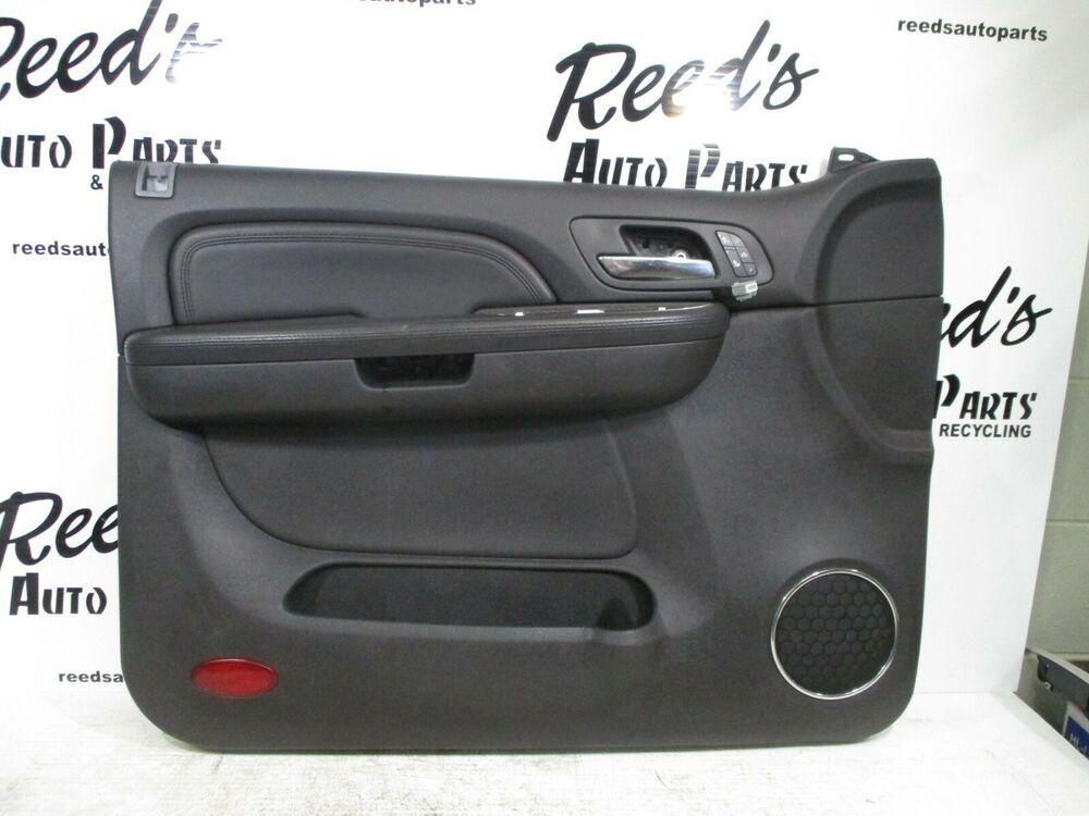 Ad Ebay 07 08 09 10 11 12 13 14 Gmc Yukon Denali Xl Driver Front
