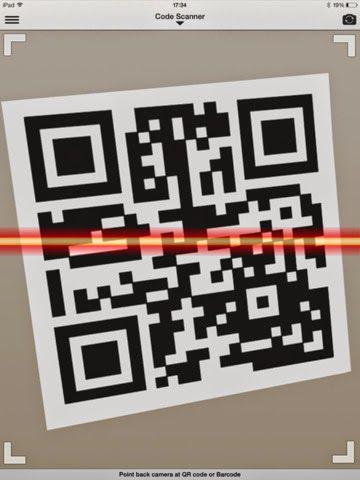 PreKandKSharing QR Codes in the Classroom Coding, Apps