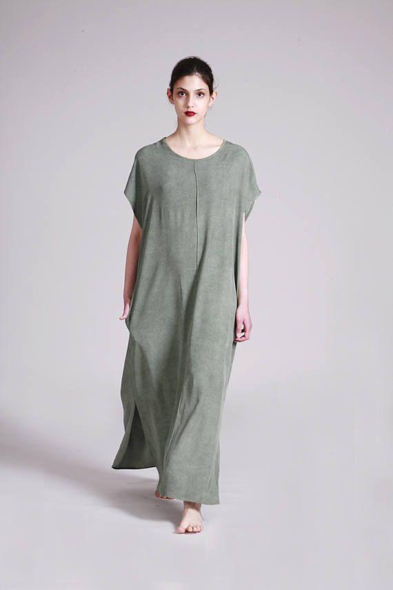1fba4064bb9c Plus Size Maxi Kaftan Dress