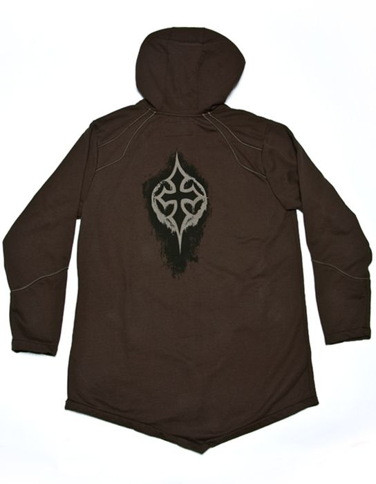 i like it, but do they have a magical ability to make *everyone* appear pregnant? it sure looks that way. // J!NX : Diablo III Demon Hunter Jacket