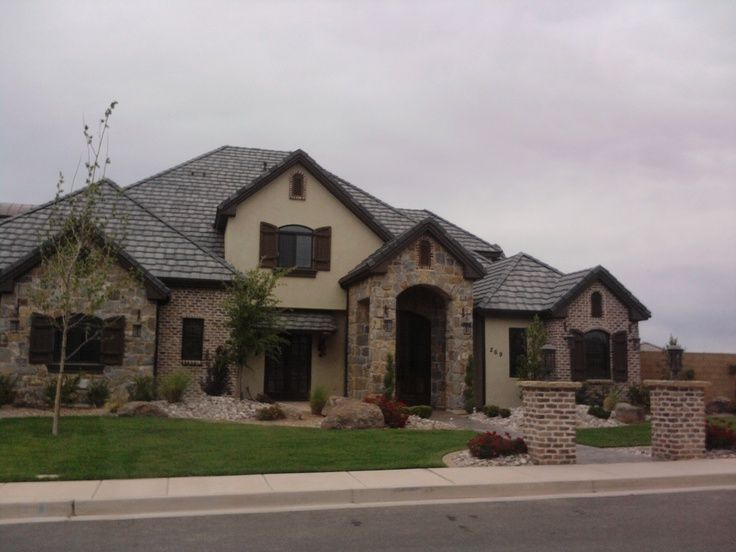 stone brick stucco exterior utah - Yahoo Image Search Results ...