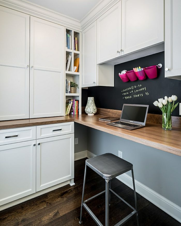 ▷ 1001 + Ideen zum Thema Arbeitszimmer einrichten