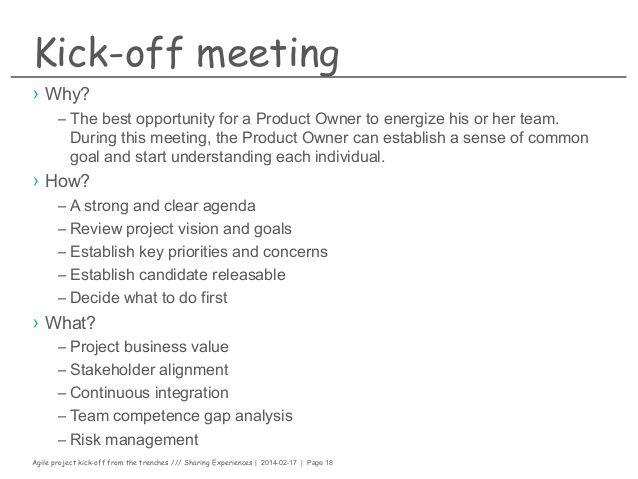 Rezultat iskanja slik za kick off meeting template Bridges - agenda meeting example