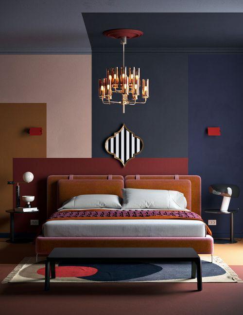 Zinovatnaya Bedroom Pinterest Interiores, Dormitorio y - decoracion de interiores dormitorios