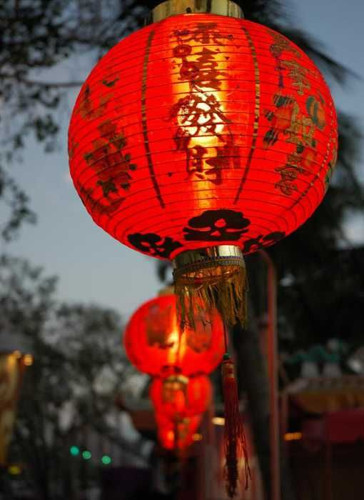 Japanese And Chinese Lanterns Adding Asian Accents To Your Party