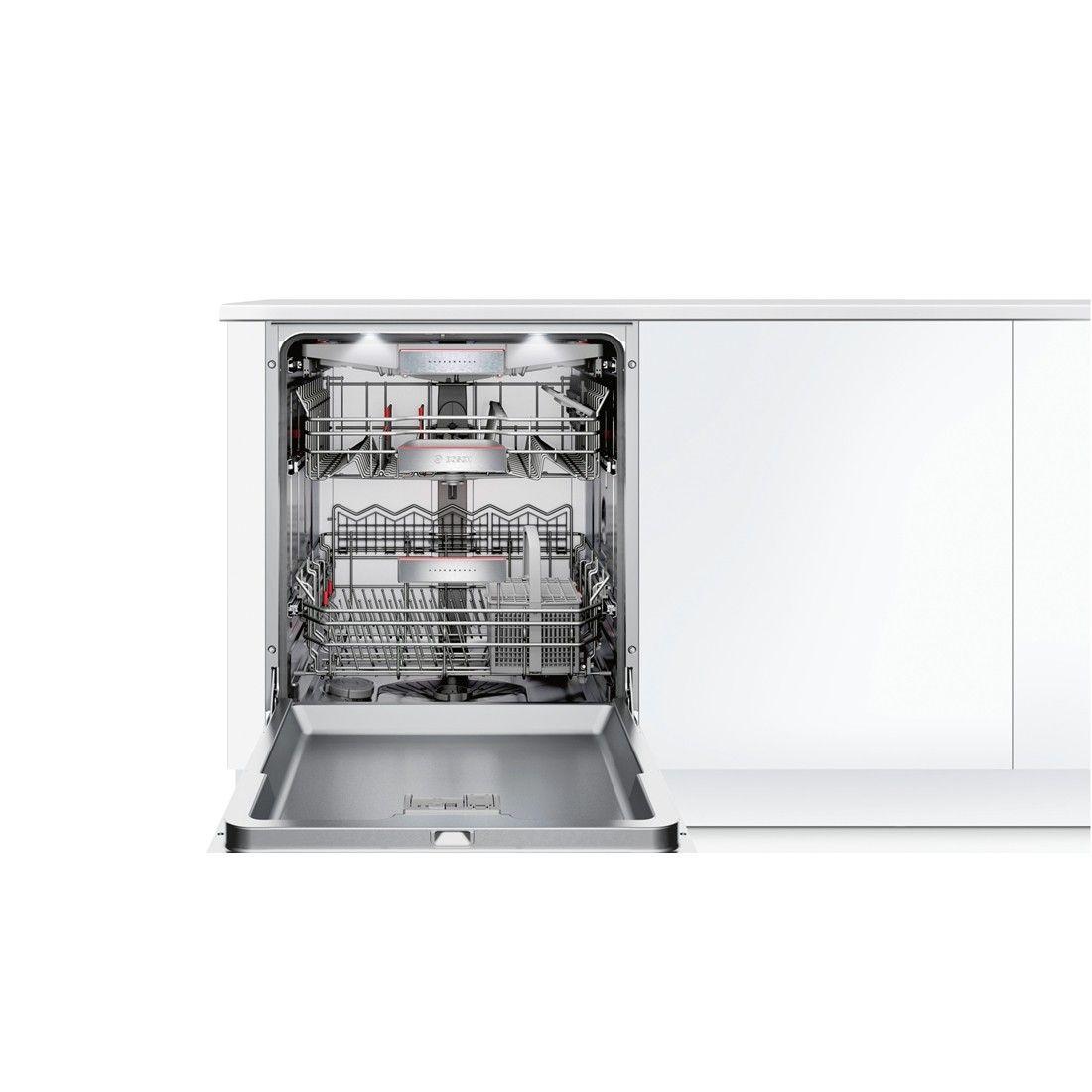 Bosch Einbaugeschirrspüler SMA88TD06E mit Home Connect ... | {Einbaugeschirrspüler 25}