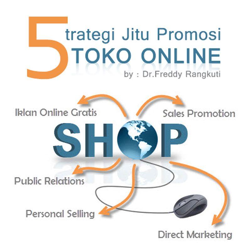 Strategi Jitu Promosi Toko Online Toko Pengetahuan
