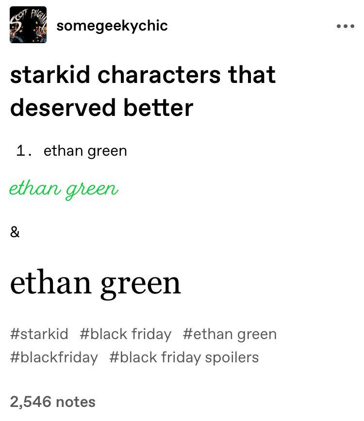 Black Friday (Starkid) in 2020 | Starkid, Black friday ...