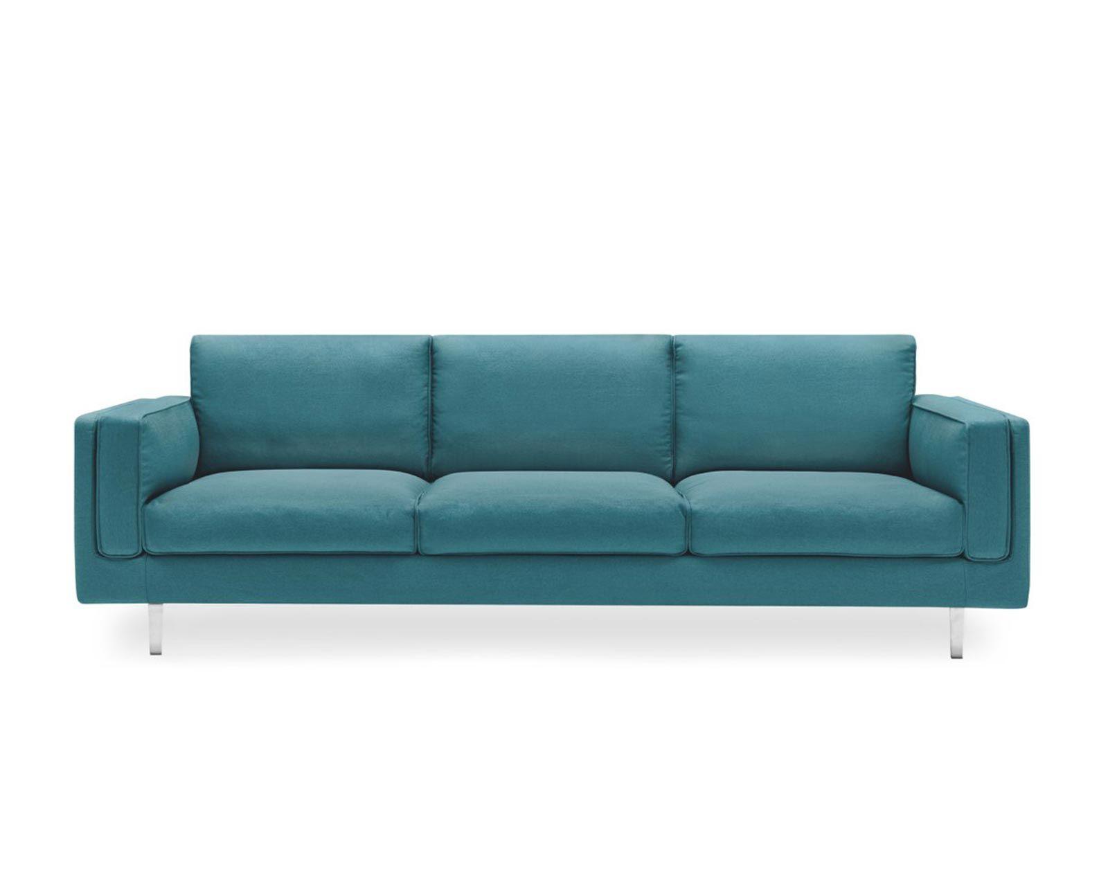 Open base modular sofa Metro Calligaris CS 3370