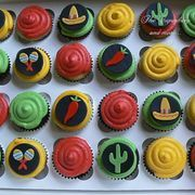 Cinco de Mayo.....Southern Cottage Cakery - Cupcakes Gallery