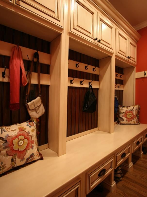 Photo Of Brown Traditional Closet Project In Charlotte, NC By Walker  Woodworking